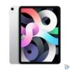"""Kép 2/4 - Apple 10,9"""" iPad Air 4 64GB Wi-Fi Silver (ezüst)"""