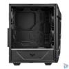 Kép 3/6 - ASUS TUF GAMING GT301 Fekete (Táp nélküli) ablakos ATX ház