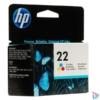 Kép 2/2 - HP C9352AE (22) színes tri-color tintapatron
