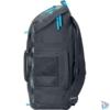 "Kép 2/3 - HP Odyssey Sport Backpack Facets 15,6"" szürke notebook hátizsák"