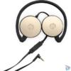 Kép 3/3 - HP Stereo Headset H2800 arany - fekete