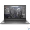 """Kép 1/6 - HP ZBook Firefly G7 15"""" FHD/Intel Core i5-10210U/16GB/512GB/NVIDIA Quadro P520 4GB/Win10 Pro/ezüst laptop"""
