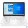 "Kép 1/6 - HP 14s-dq2008nh 14""FHD/Intel Core i3-1115G4/4GB/256GB/Int. VGA/Win10/fehér laptop"