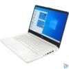 "Kép 2/6 - HP 14s-dq2008nh 14""FHD/Intel Core i3-1115G4/4GB/256GB/Int. VGA/Win10/fehér laptop"