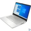 "Kép 2/6 - HP 14s-dq2007nh 14""FHD/Intel Core i3-1115G4/8GB/256GB/Int. VGA/Win10/ezüst laptop"