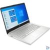 "Kép 3/6 - HP 14s-dq2007nh 14""FHD/Intel Core i3-1115G4/8GB/256GB/Int. VGA/Win10/ezüst laptop"