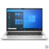 """Kép 1/7 - HP 430 G8 13,3""""FHD/Intel Core i5-1135G7/8GB/512GB/Int. VGA/Win10 Pro/ezüst laptop"""