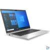 """Kép 3/7 - HP 430 G8 13,3""""FHD/Intel Core i5-1135G7/8GB/512GB/Int. VGA/Win10 Pro/ezüst laptop"""