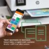 Kép 22/32 - HP OfficeJet Pro 8022E All-in-One multifunkciós tintasugaras Instant Ink ready nyomtató