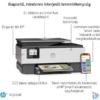 Kép 32/32 - HP OfficeJet Pro 8022E All-in-One multifunkciós tintasugaras Instant Ink ready nyomtató