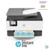 Kép 1/31 - HP OfficeJet Pro 9010E All-in-One multifunkciós tintasugaras Instant Ink ready nyomtató