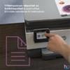 Kép 18/31 - HP OfficeJet Pro 9010E All-in-One multifunkciós tintasugaras Instant Ink ready nyomtató