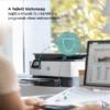 Kép 20/31 - HP OfficeJet Pro 9010E All-in-One multifunkciós tintasugaras Instant Ink ready nyomtató