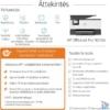 Kép 9/31 - HP OfficeJet Pro 9010E All-in-One multifunkciós tintasugaras Instant Ink ready nyomtató