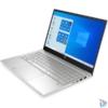 """Kép 2/6 - HP Pavilion 14-dv0039nh 14""""FHD/Intel Core i3-1125G4/8GB/256GB/Int. VGA/Win10/ezüst laptop"""