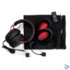Kép 2/3 - Kingston HyperX Cloud II 3,5 Jack/USB fekete-vörös gamer headset