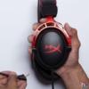 Kép 4/4 - Kingston HyperX Cloud Alpha 3,5 Jack fekete-vörös gamer headset