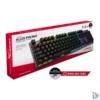 Kép 5/6 - Kingston HyperX Alloy FPS (Kailh Silver Speed) UK RGB világító mechanikus gamer billentyűzet