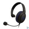 Kép 2/7 - Kingston HyperX Cloud Chat (PS4 Licensed) 3,5 Jack fekete gamer headset
