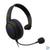 Kép 3/7 - Kingston HyperX Cloud Chat (PS4 Licensed) 3,5 Jack fekete gamer headset