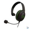 Kép 1/6 - Kingston HyperX CloudX Chat (Xbox Licensed) 3,5 Jack fekete gamer headset