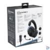 Kép 10/10 - Kingston HyperX Cloud Alpha S 3,5 Jack fekete gamer headset