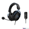 Kép 2/10 - Kingston HyperX Cloud Alpha S 3,5 Jack fekete gamer headset