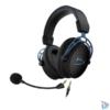 Kép 3/10 - Kingston HyperX Cloud Alpha S 3,5 Jack fekete gamer headset