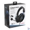 Kép 9/10 - Kingston HyperX Cloud Alpha S 3,5 Jack fekete gamer headset
