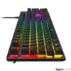 Kép 10/12 - Kingston HyperX Alloy Origins (HyperX red) US világító mechanikus gamer billentyűzet