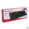 Kép 11/12 - Kingston HyperX Alloy Origins (HyperX red) US világító mechanikus gamer billentyűzet
