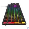 Kép 5/12 - Kingston HyperX Alloy Origins (HyperX red) US világító mechanikus gamer billentyűzet