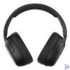 Kép 5/8 - Kingston HyperX Cloud Flight S Qi töltős vezeték nélküli fekete gamer headset