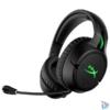 Kép 1/6 - Kingston HyperX CloudX Flight vezeték nélküli fekete gamer headset