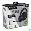 Kép 6/6 - Kingston HyperX CloudX Flight vezeték nélküli fekete gamer headset