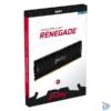 Kép 5/6 - Kingston 16GB/3200MHz DDR-4 (Kit of 2) FURY Renegade Black (KF432C16RBK2/16) memória