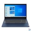 """Kép 1/5 - Lenovo IdeaPad 3 15ADA05 81W100VNHV 15,6""""FHD/AMD Ryzen 5-3500U/8GB/256GB/Int. VGA/Win10 S/kék laptop"""