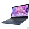 """Kép 2/5 - Lenovo IdeaPad 3 15ADA05 81W100VNHV 15,6""""FHD/AMD Ryzen 5-3500U/8GB/256GB/Int. VGA/Win10 S/kék laptop"""