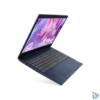 """Kép 3/5 - Lenovo IdeaPad 3 15ADA05 81W100VMHV 15,6""""FHD/AMD Ryzen 5-3500U/8GB/512GB/Int. VGA/Win10 S/kék laptop"""