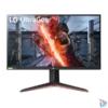 """Kép 1/6 - LG 27"""" 27GN850-B QHD Nano IPS 144Hz LED gamer monitor"""