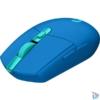 Kép 3/4 - Logitech G305 Lightspeed kék vezeték nélküli gamer egér