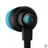 Kép 4/4 - Logitech G333 mikrofonos fekete gamer fülhallgató