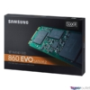 Kép 1/3 - Samsung 500GB SATA3 860 EVO M.2 SATA (MZ-N6E500BW) SSD
