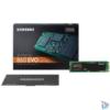 Kép 3/3 - Samsung 500GB SATA3 860 EVO M.2 SATA (MZ-N6E500BW) SSD