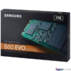 Kép 1/3 - Samsung 1000GB SATA3 860 EVO M.2 SATA (MZ-N6E1T0BW) SSD