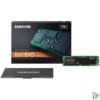 Kép 3/3 - Samsung 1000GB SATA3 860 EVO M.2 SATA (MZ-N6E1T0BW) SSD