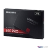 """Kép 1/3 - Samsung 1024GB SATA3 2.5"""" 860 PRO Basic (MZ-76P1T0B/EU) SSD"""