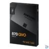 """Kép 6/8 - Samsung 1000GB SATA3 2,5"""" 870 QVO (MZ-77Q1T0BW) SSD"""
