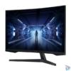 """Kép 3/7 - Samsung 32"""" C32G55TQWU LED WQHD HDMI Display port 144Hz ívelt kijelzős monitor"""
