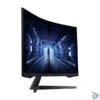 """Kép 5/7 - Samsung 32"""" C32G55TQWU LED WQHD HDMI Display port 144Hz ívelt kijelzős monitor"""